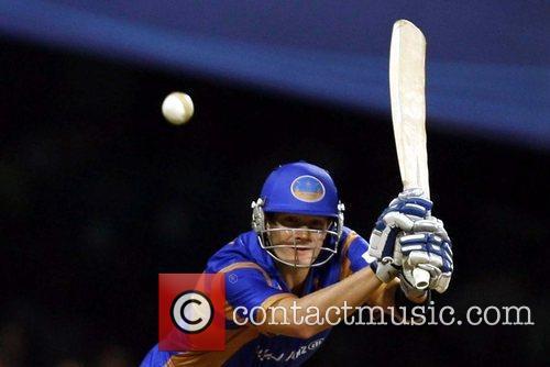 Shane Watson  of player of Rajasthan Royals...