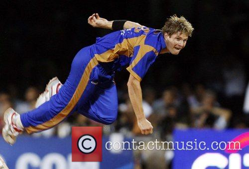 Shane Watson  player of Rajasthan Royals in...