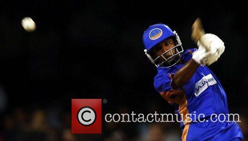 Swapnil Asnodkar player of Rajasthan Royals  plays...