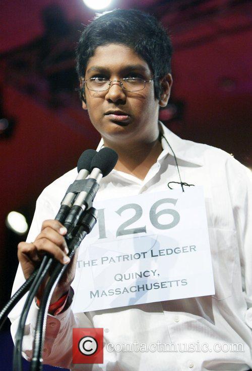 Akshar Shekhar The 2008 Scripps National Spelling Bee...