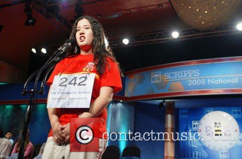 Cherry Mathis The 2008 Scripps National Spelling Bee...