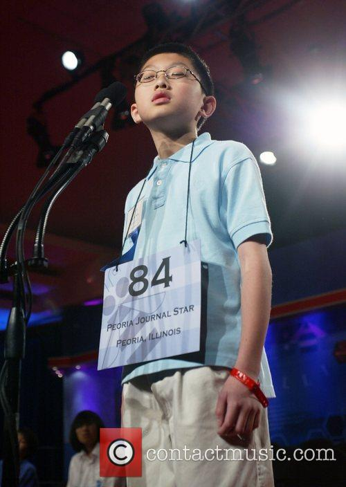 Kyle Mou The 2008 Scripps National Spelling Bee...