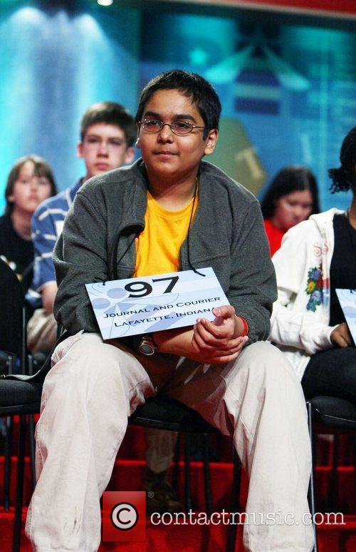 Sameer Mishra The 2008 Scripps National Spelling Bee...