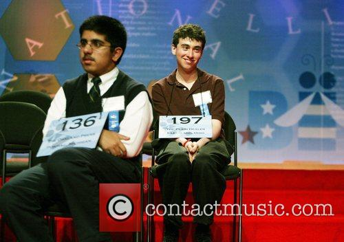 The 2008 Scripps National Spelling Bee Semifinals at...
