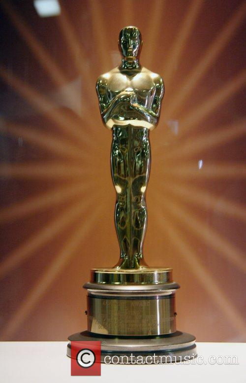 Best Picture Oscar Statuette for the 1973 movie...