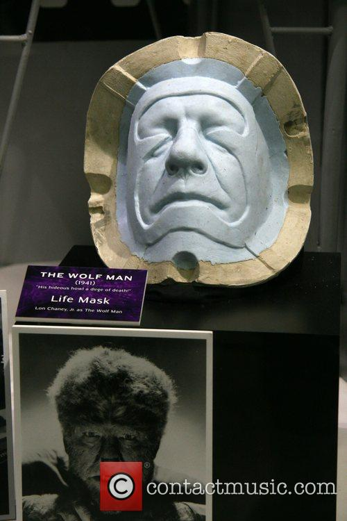 The Wolf Man Universal Studios inaugurates their newest...