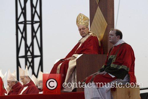 Cardinal George Pell The Opening Mass of World...