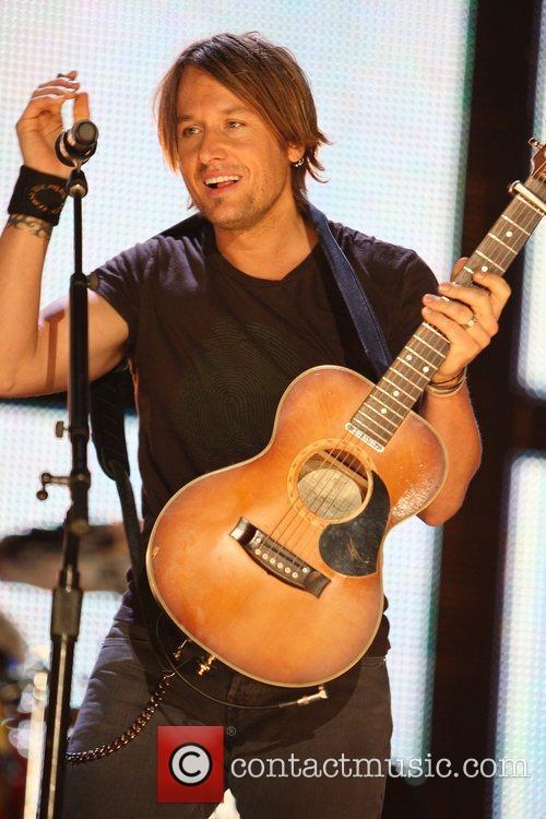 Keith Urban CMA Music Festival held at LP...