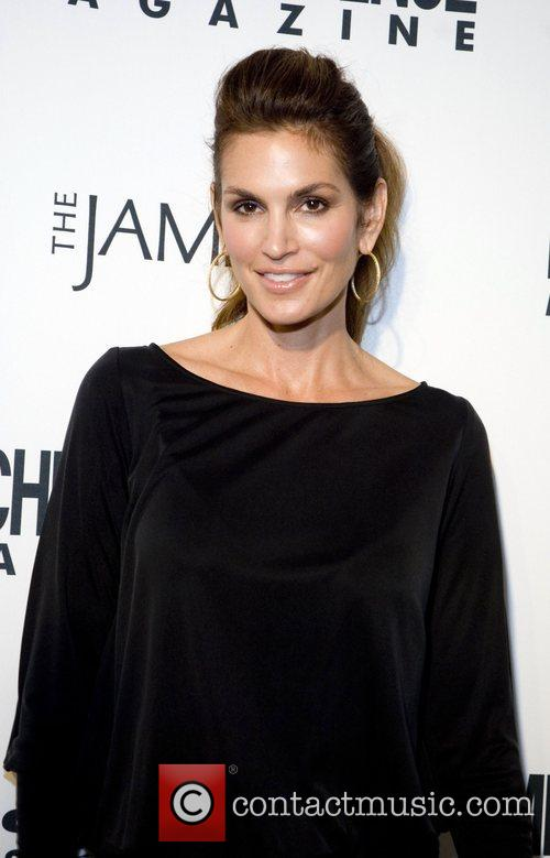Cindy Crawford Red Carpet Arrivals for the Niche...