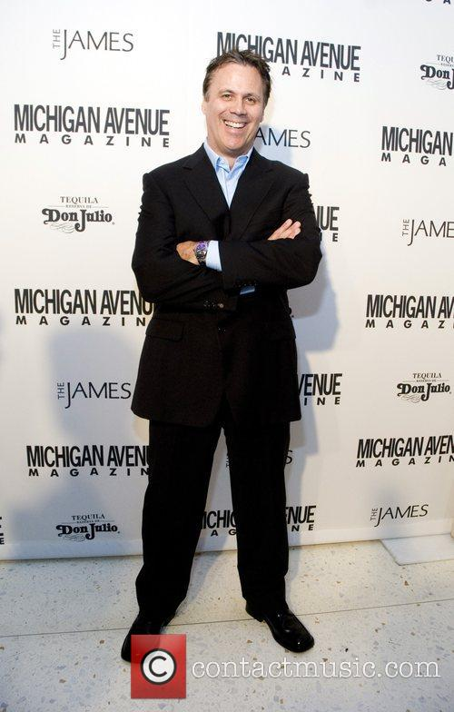 Richard Roeper Red Carpet Arrivals for the Niche...