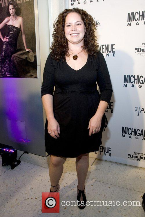Stephanie Izard Red Carpet Arrivals for the Niche...