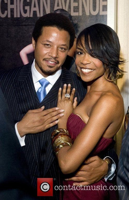 Terrence Howard and Cindy Crawford 11