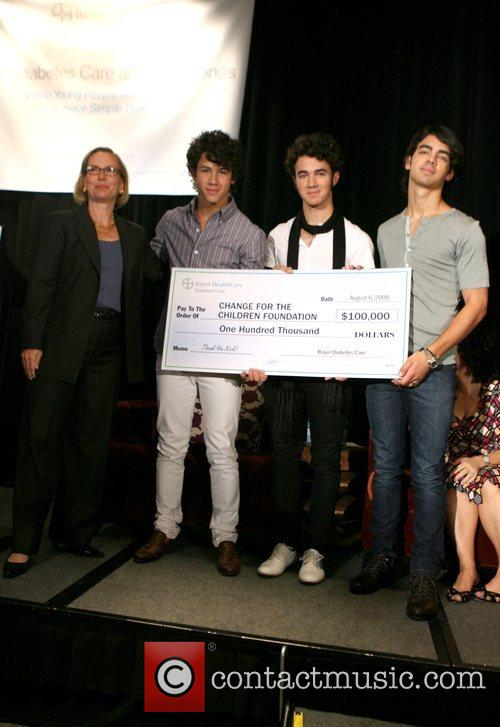 Nick Jonas partners with Bayer Diabetes Care in...
