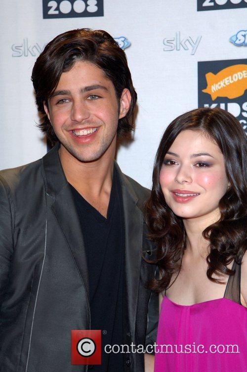 Josh Peck and Miranda Cosgrove