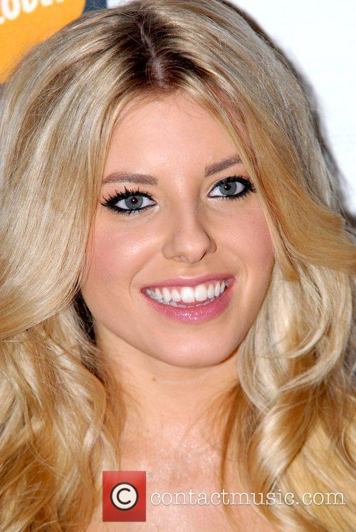 Mollie King of The Saturdays Nickelodeon Kids' Choice...
