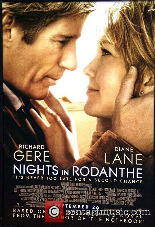 Atmosphere New York Premiere of 'Nights in Rodanthe'...