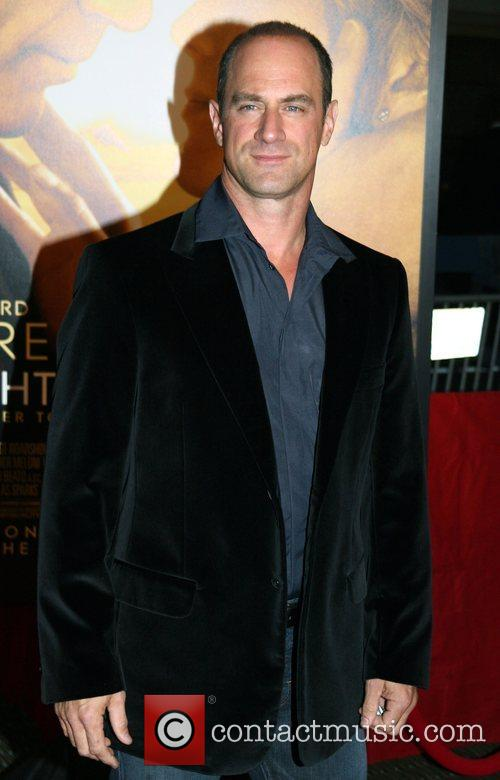 Christopher Meloni New York Premiere of 'Nights in...