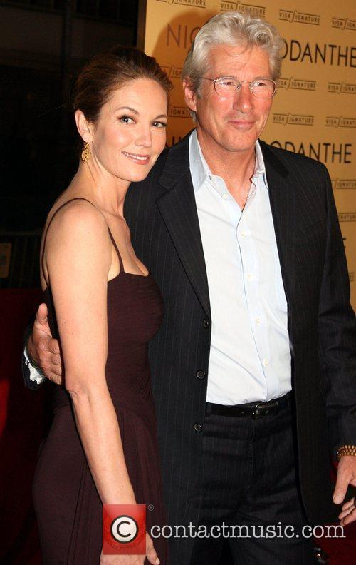 Diane Lane and Richard Gere 5