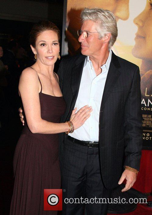 Diane Lane, Richard Gere, Ziegfeld Theatre