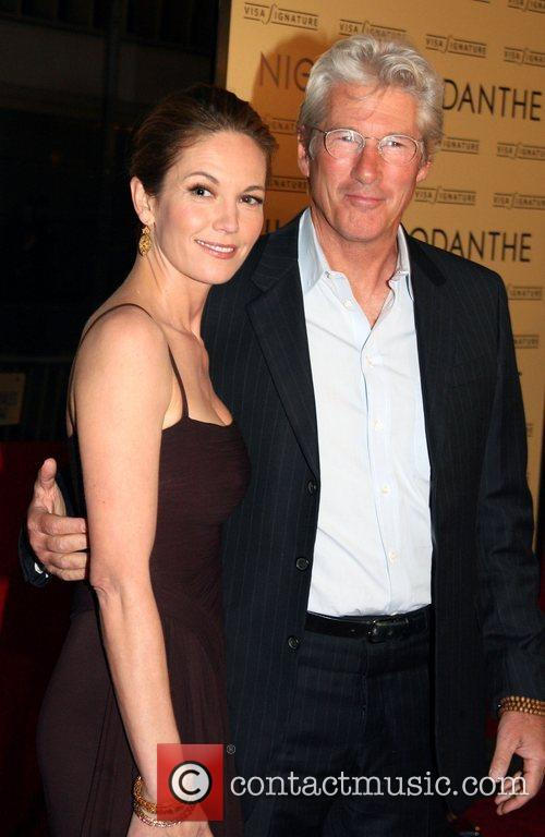Diane Lane and Richard Gere 9