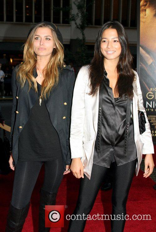 Guest and Jessica Gomes New York Premiere of...