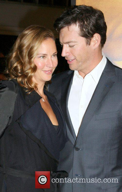 Jill Goodacre and Harry Connick Jr. 3