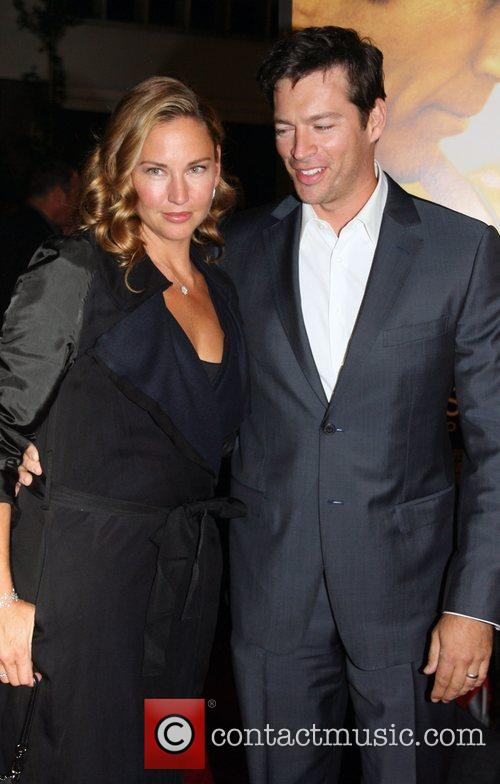 Jill Goodacre and Harry Connick Jr. 4