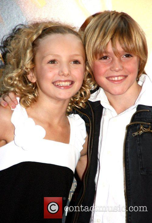 Peyton List and Spencer List New York Premiere...