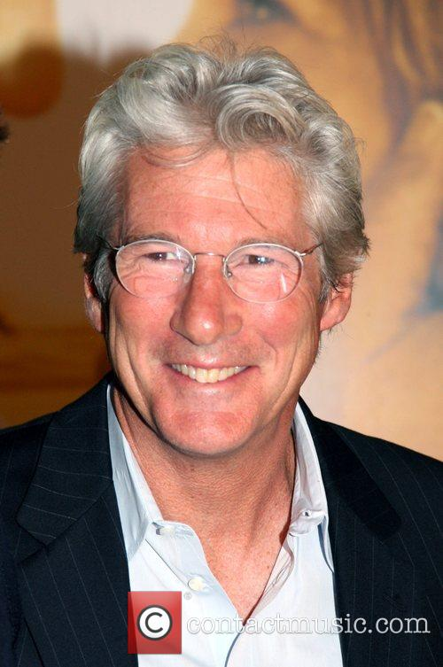 Richard Gere New York Premiere of 'Nights in...