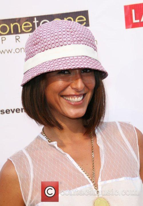 Eleni Tzimas 'No Bad Days' premiere at the...