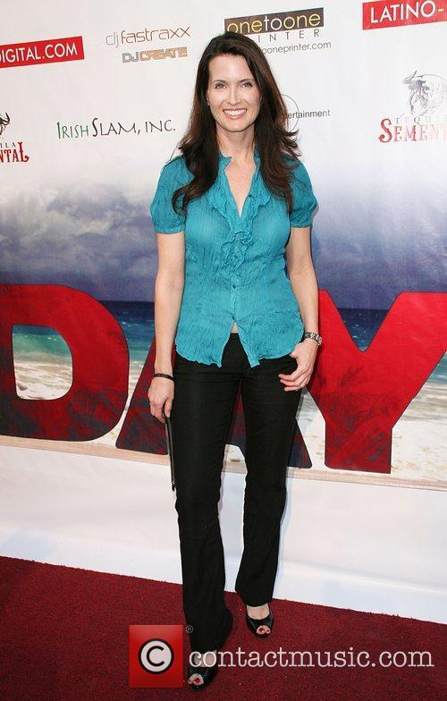 Kate Clarke 'No Bad Days' premiere at the...