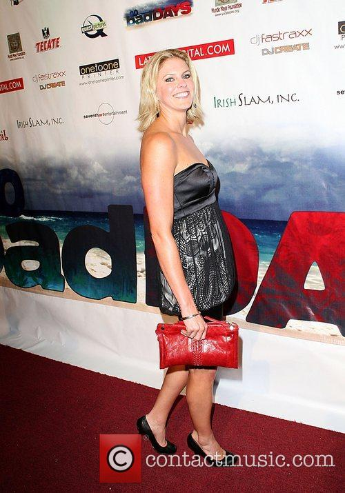 Kelly Noonan 'No Bad Days' premiere at the...