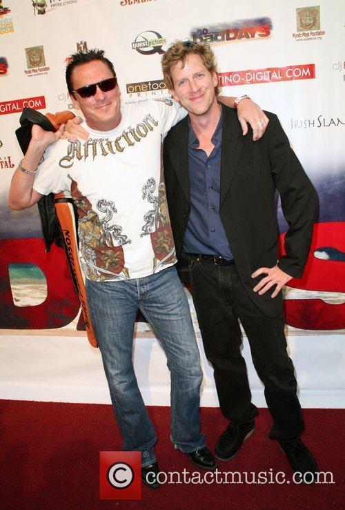 Michael Madsen and Declan Joyce 'No Bad Days'...