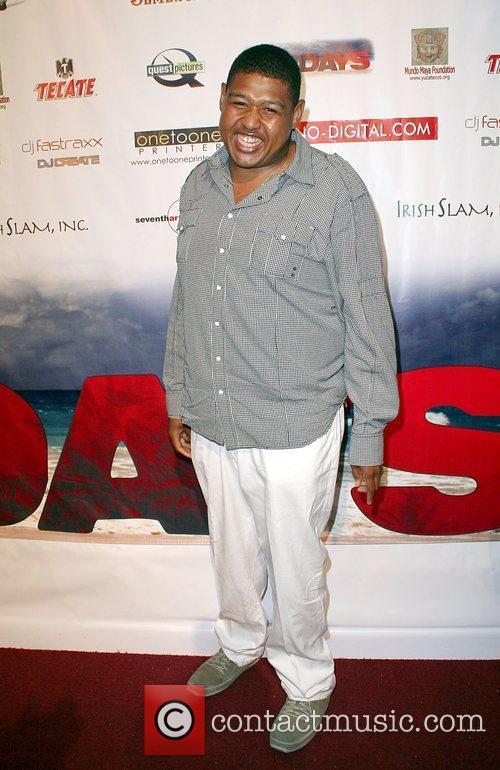 Omar Benson Miller 'No Bad Days' premiere at...
