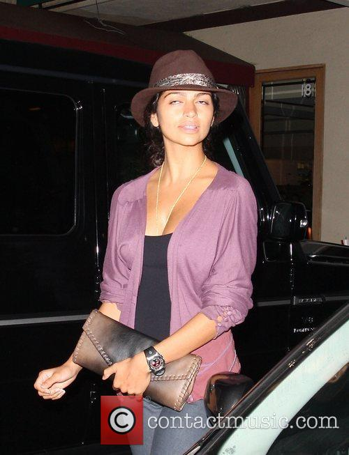 Camila Alves at Nobu in Malibu
