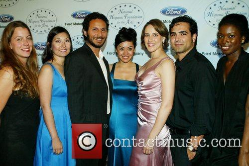 Aimee Garcia and Scholarship Winners 6