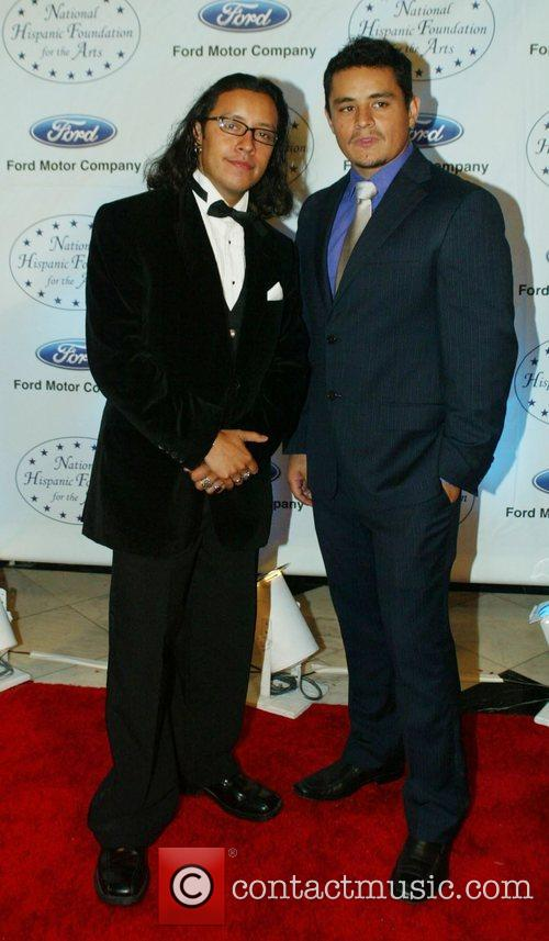 Efren Ramirez and Jesse Garcia 4