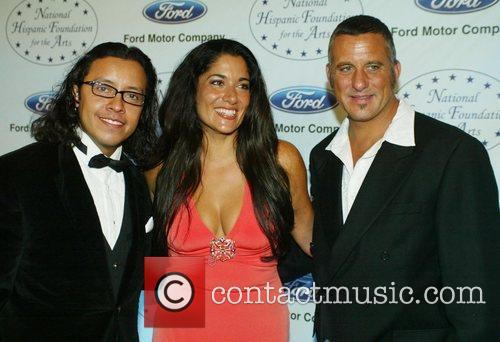 Efren Ramirez, Yvonne Delarosa and Husband 5