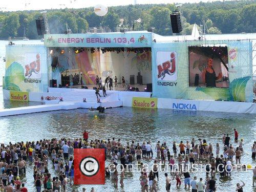 Atmosphere Energy in the Park 2008 at Strandbad...