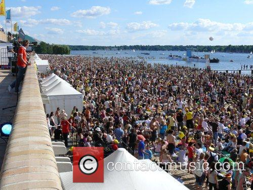 Energy in the Park 2008 at Strandbad Wannsee