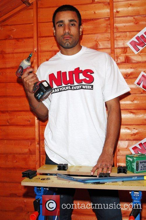 England Cricketer Ravi Bopara Photocall for the launch...