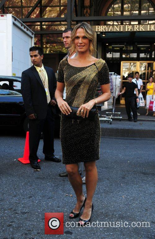 Mercedes-Benz Fashion Week Spring 2009 - Celebrities at...