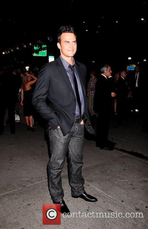 Cheyenne Jackson Picture - Cheyenne Jackson Mercedes-Benz Fashion Week ...