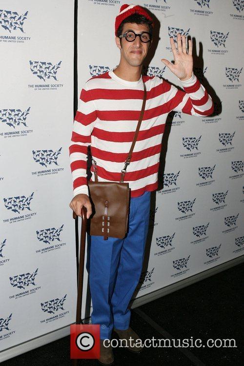 Where is Waldo Mercedes-Benz Fashion Week Spring 2009...