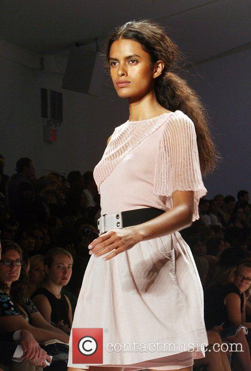 Mercedes-Benz Fashion Week Spring 2009 - Charlotte Ronson...