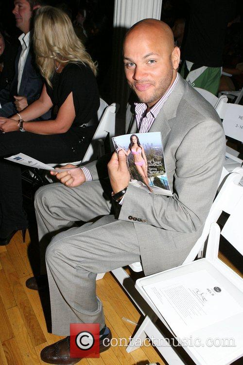 Stephen Belafonte Mercedes-Benz Fashion Week Spring 2009 -...