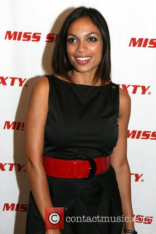 Rosario Dawson, New York Fashion Week