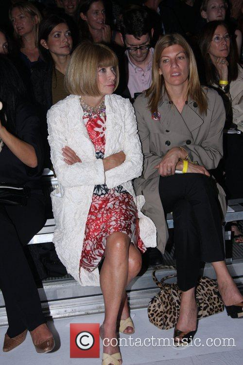Anna Wintour and Narciso Rodriguez 2
