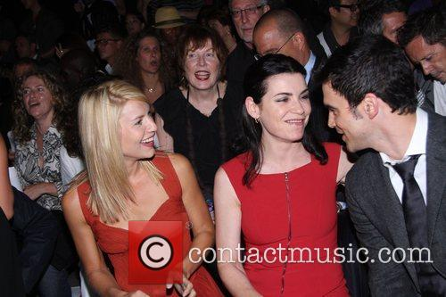 Claire Danes, Julianna Margulies and Keith Lieberthal Mercedes-Benz...