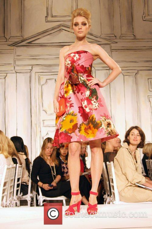 Jessica Stam Mercedes-Benz Fashion Week Spring 2009 -...